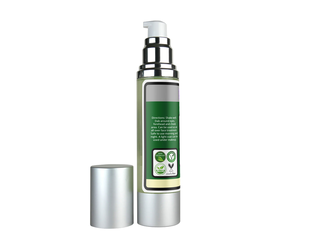 Organic Under-The-Eye Green Therapy Gel