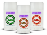 Combo Pack (M4, M5 & M6) Natural Deodorants