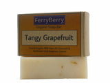 TANGY GRAPEFRUIT Organic Soap