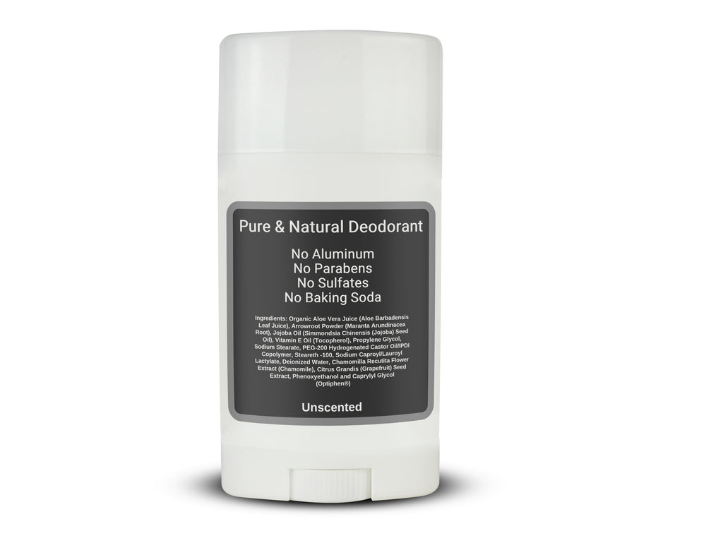 Unscented Deodorant (Women & Men)