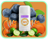Combo Pack (W4, W5 & W6) Natural Deodorants