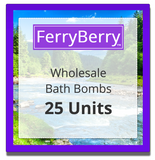 Wholesale Bath Bombs - 25 Units