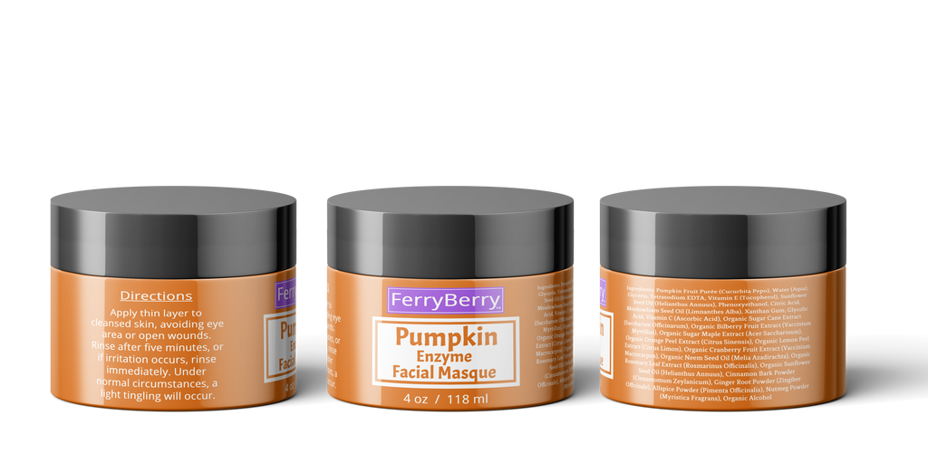 Pumpkin Enzyme Facial Masque