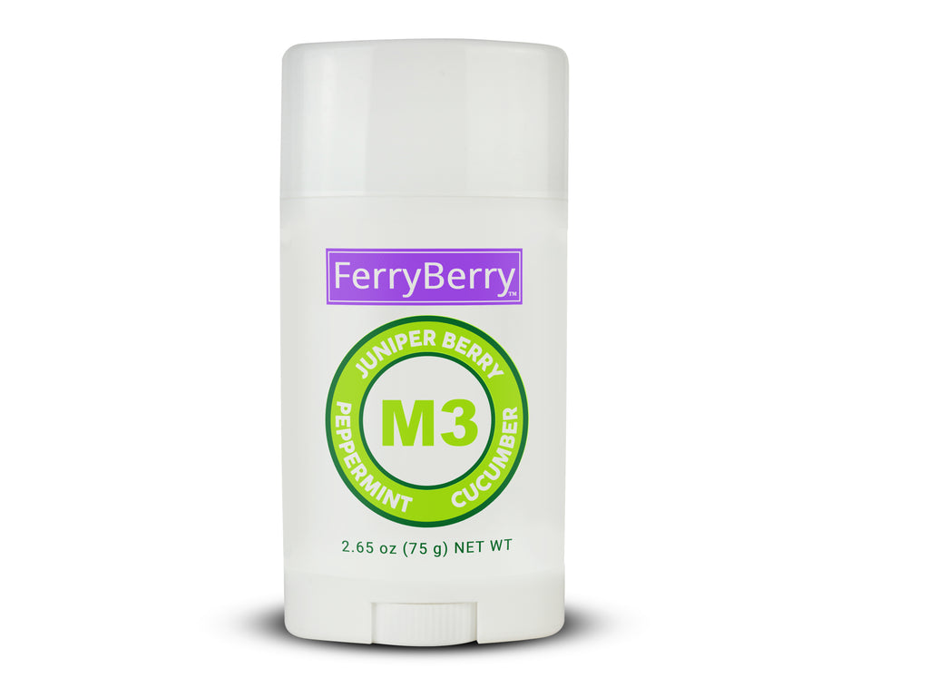 (M3) Juniper Berry - Cucumber - Peppermint