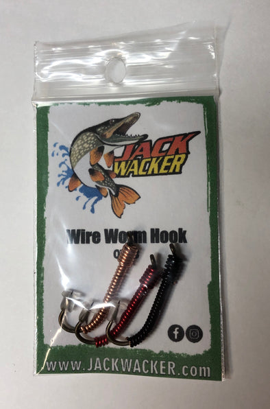 Wire Worm Hook