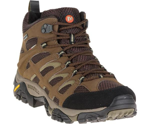 Gear Review: Merrell's Hiking Boots