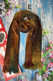 Scarf bamboo chenille
