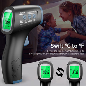 Digital Thermometer for Adults Forehead