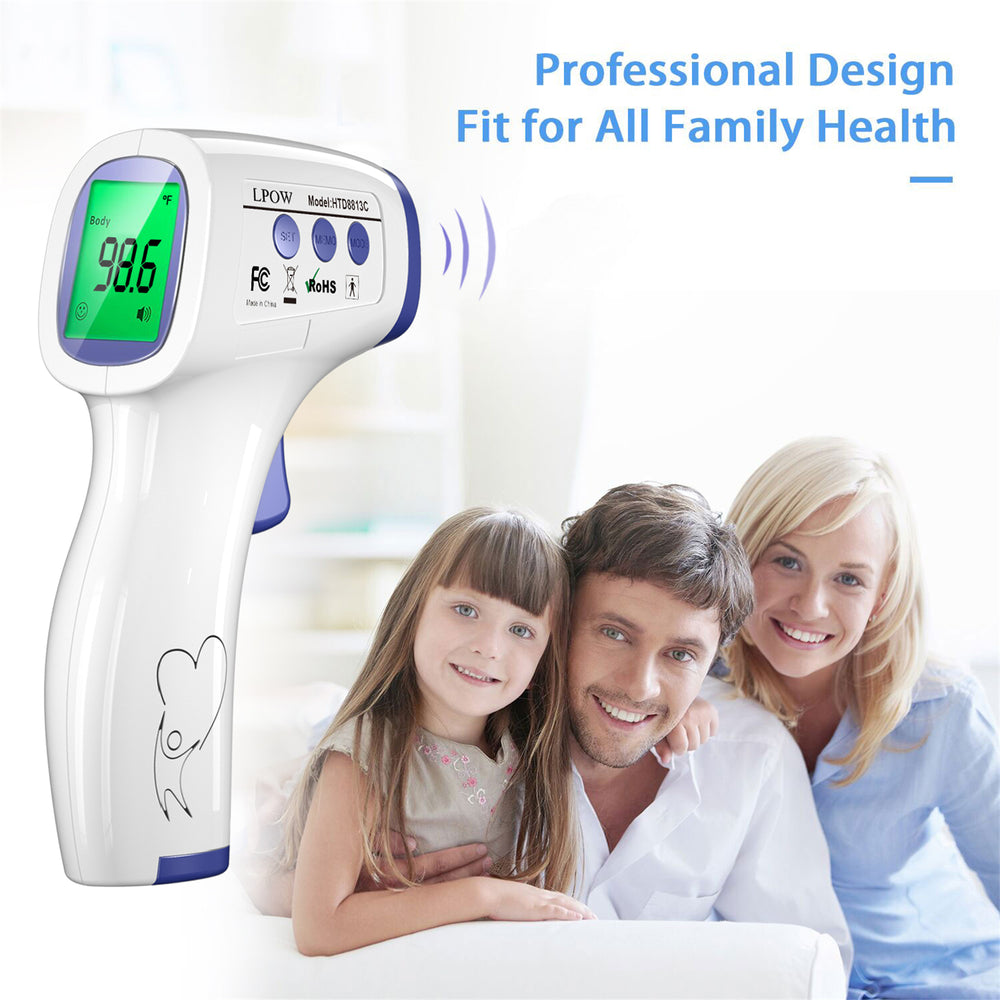 The Non Contact Infrared Body Thermometer
