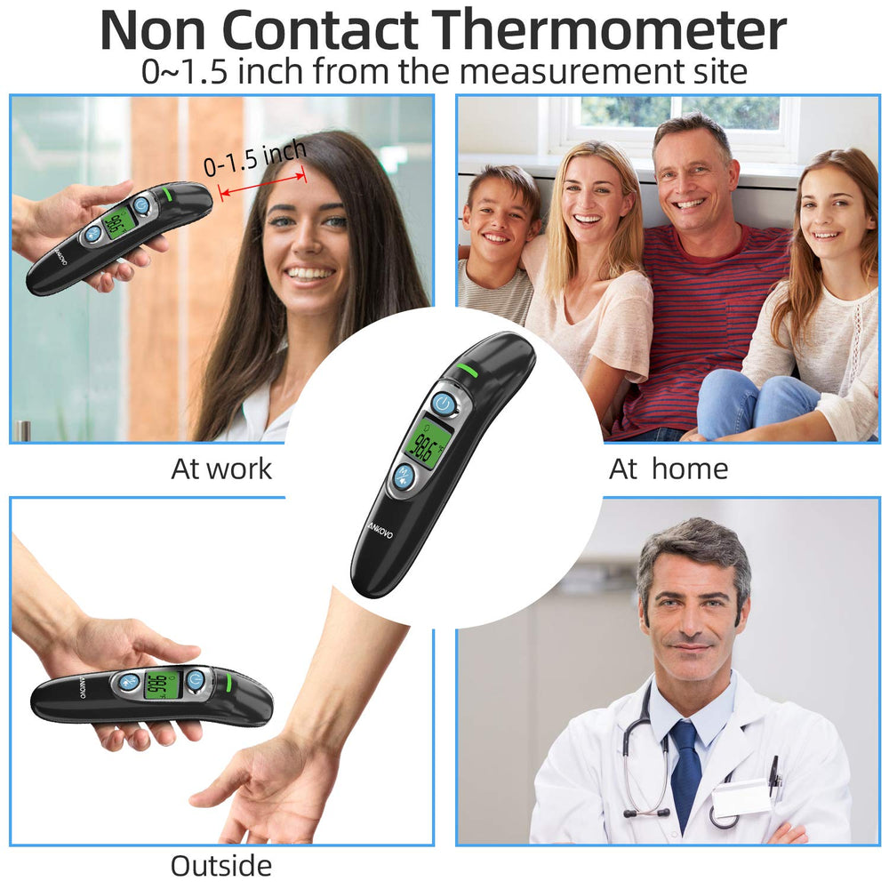 Load image into Gallery viewer, Non-Contact Thermometer for Adults