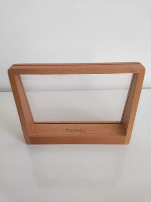 fomese Wooden Photo Picture Frame