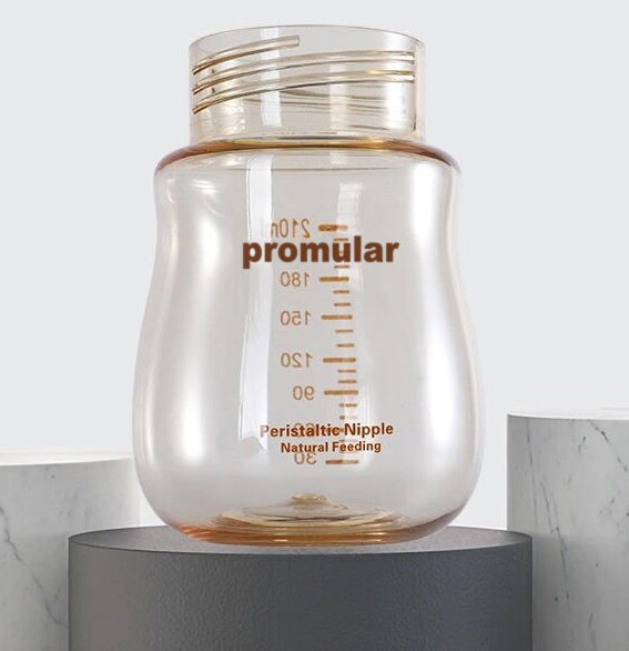 promular Simply Natural Glass Bottle