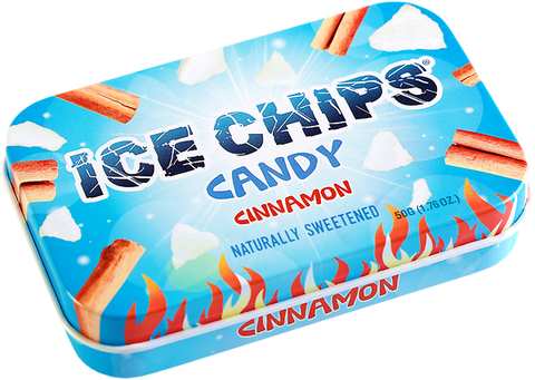 Cinnamon Ice Chips