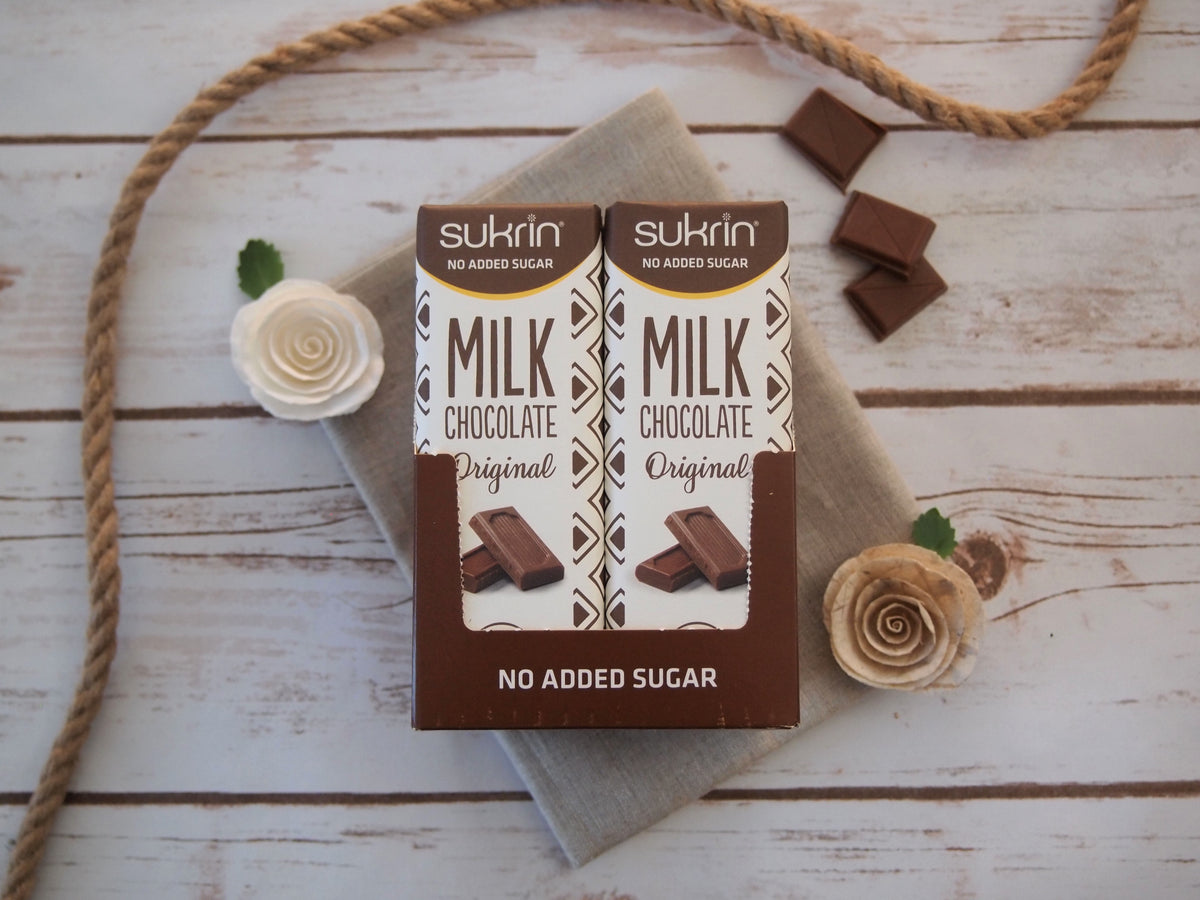 Milk Chocolate - Box of 20
