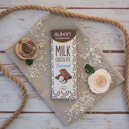 Coconut Milk Chocolate