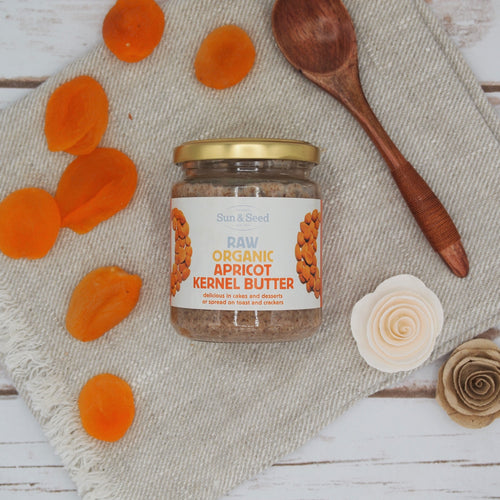 Organic Apricot Kernel Butter