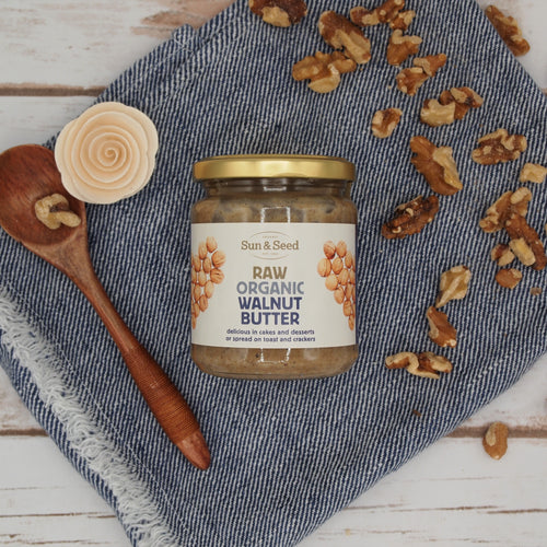 Organic Walnut Butter