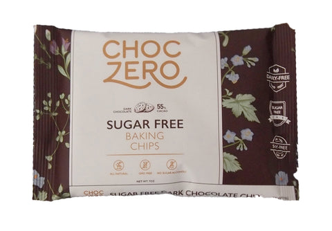 Sugar Free Dark Chocolate Chips