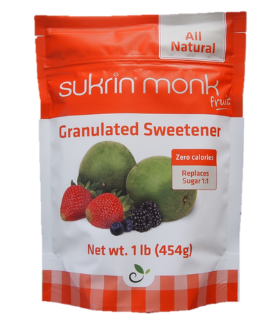 Sukrin Monk Fruit Bundle