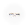 Imperatrix Princess Cut Diamond Engagement Ring