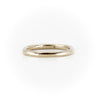Classic Round Medium Gold Ring