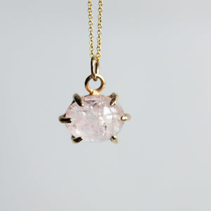 Boudica Morganite Necklace