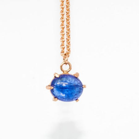 Boudica Tanzanite Necklace