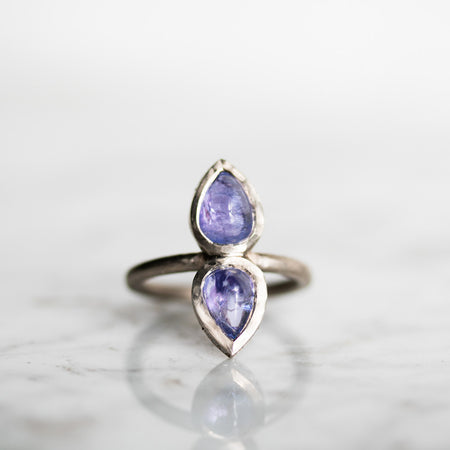 Juna With Tanzanite Engagement Ring
