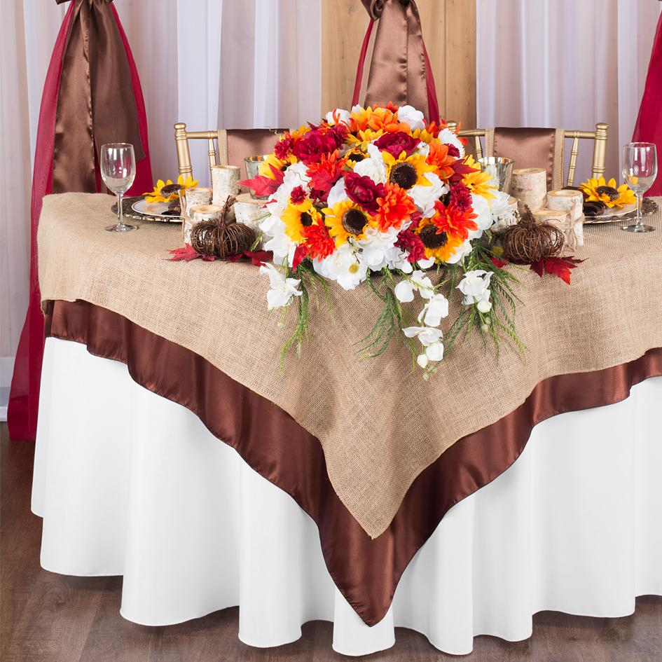 3 Creative Ways to Improve Your Fall Sweetheart Table