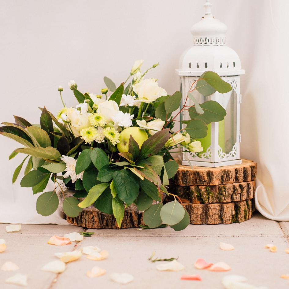 5 New Wood Centerpieces to Perfect Your Rustic Wedding