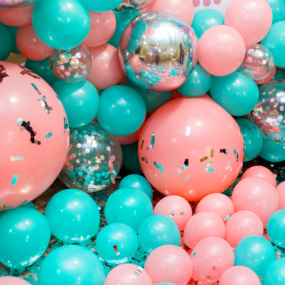 Balloon Decor Basics | Everything You Need to Know About Latex Balloons