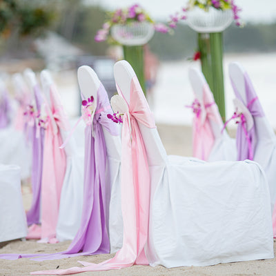 How to Fold and Store Chair Covers After Your Event