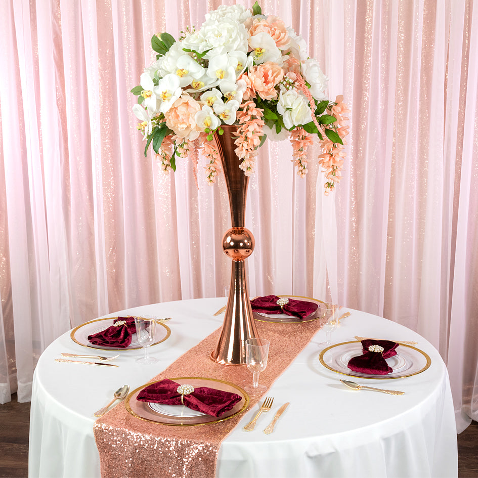 How to Set Up and Style Reversible Riser Centerpieces
