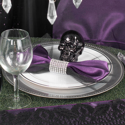 Decorate a Refined Halloween Party with Ease