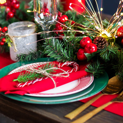 Ho, Ho, Ho! How to Set the Perfect Christmas Table Setting