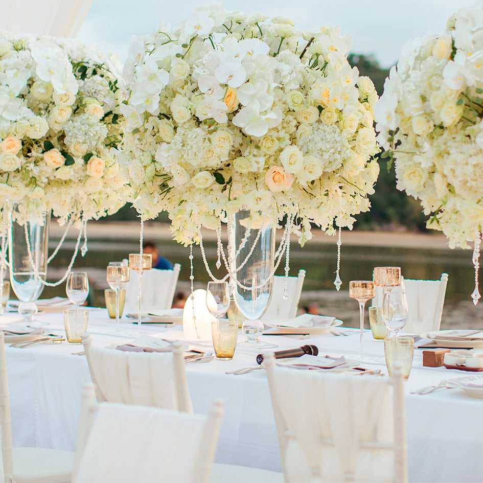 What's New in Wedding Decor Trends– CV Linens