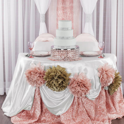 Make Your Reception Unforgettable With Luxe Wedding Linens