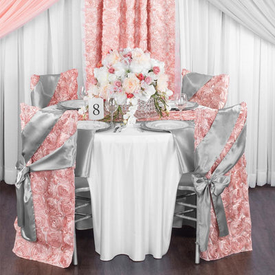 Reinventing the Blush Pink and Silver Wedding