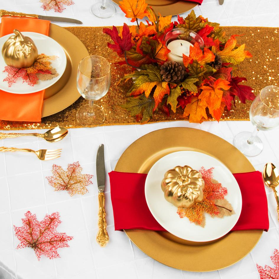 The Secret to Transforming Your Thanksgiving Decor