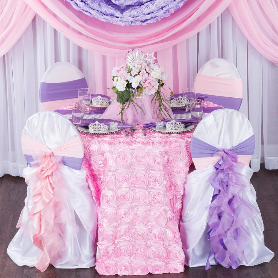 Throw a Tutu & Tiara Baby Shower on a Minimal Budget