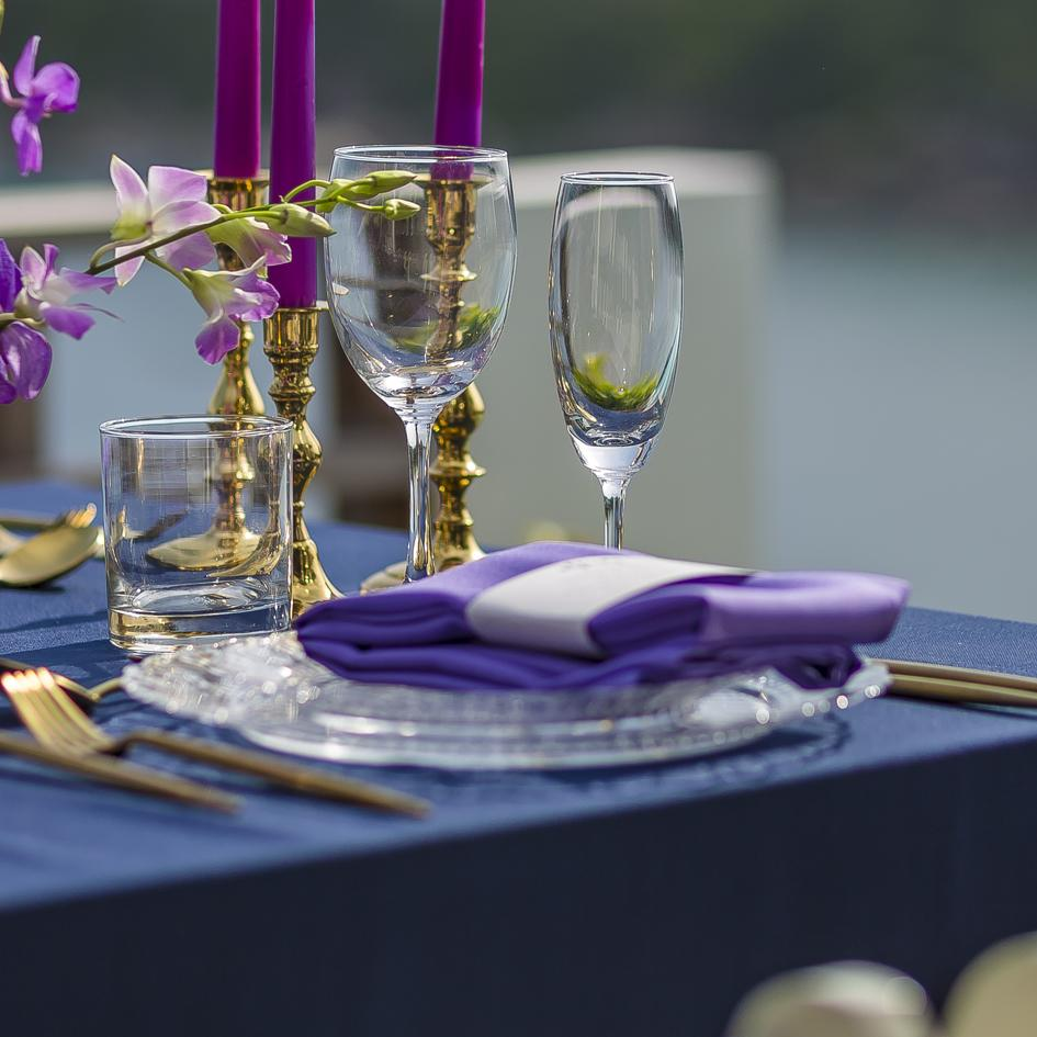 5 Reasons to Use Cloth Napkins for Weddings