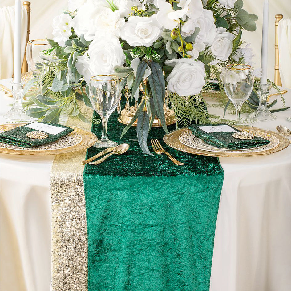 Why You Need Velvet Table Linens for Your Special Event