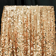 Large Sequin Tablecloth, Payette Sequin Tablecloth, Large Gold Sequin Tablecloth