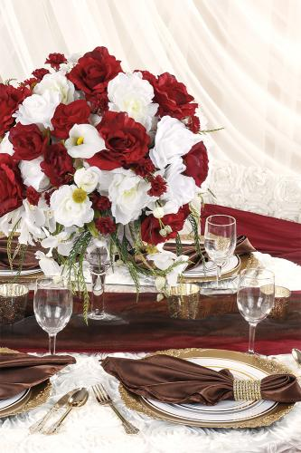 Burgundy-Ivory-Fall-Table-Place-Table