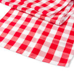 Checker Pattern Tablecloth