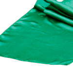 Emerald Satin Table Runner