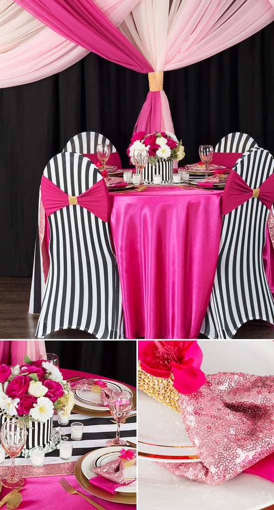 Kate Spade non traditional valentine's day party