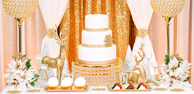 The Unique Beauty Of A Crystal Cake Stand Cv Linens