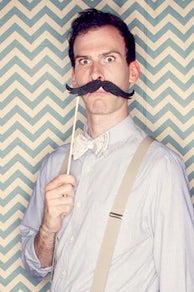 Preserving Your Event: Photo Booth Fun pattern backdrop