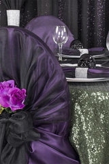 Purple-Green-Halloween-Party-Chair